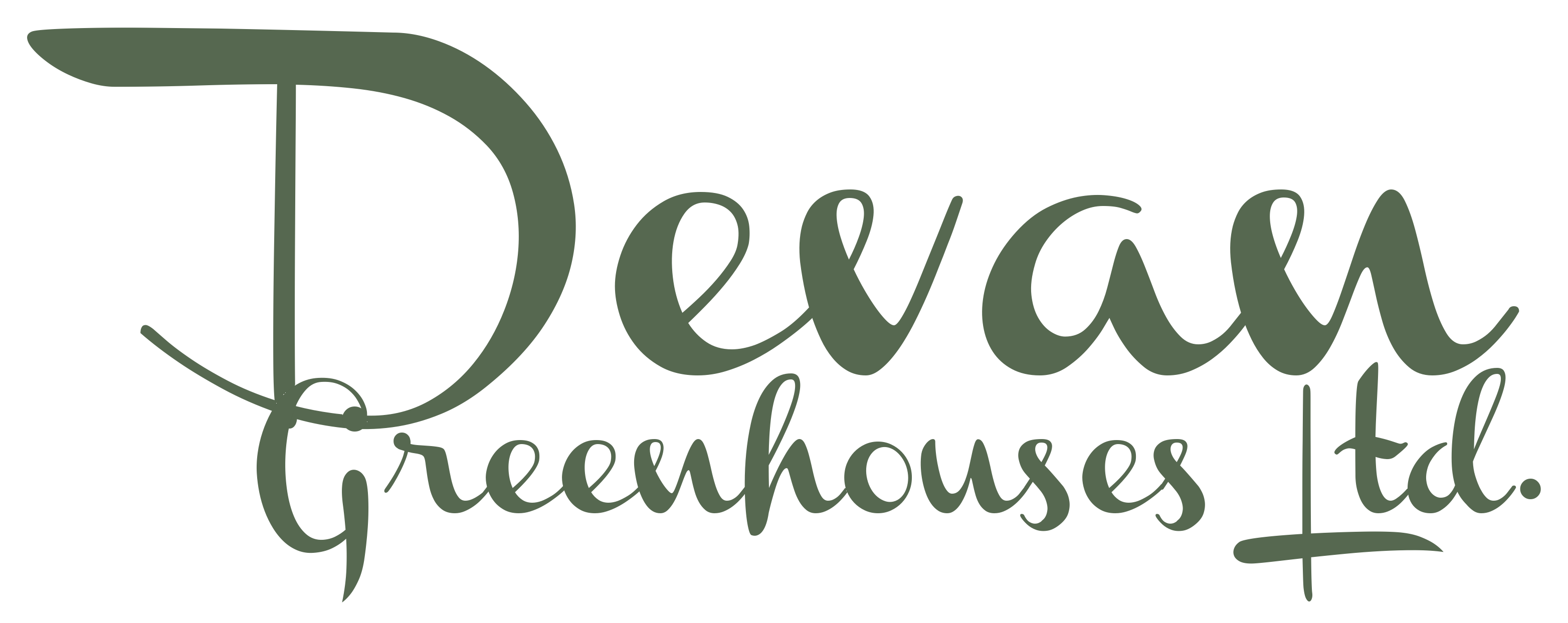 Devan Greenhouses Ltd.